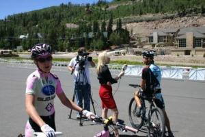 JHK's interview in Brian Head Utah