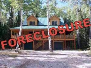 Foreclosure Cabin in Brian Head